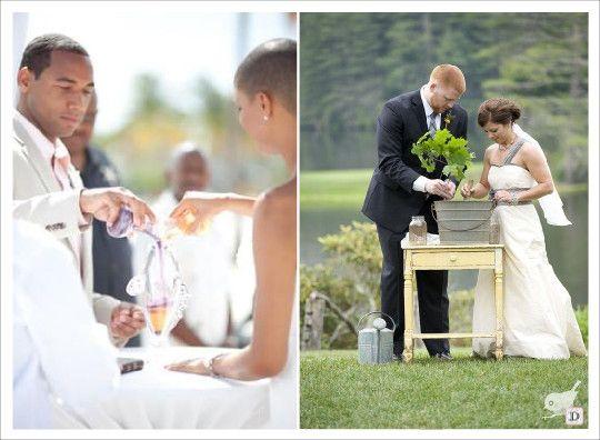 Idées de rituels - mariage laïque