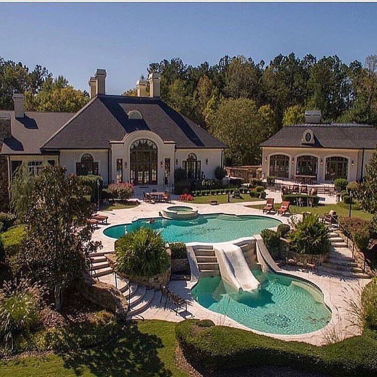 Luxury Mansions With Swimming Pools: 13160 Best FAB HOMES Images On Pinterest