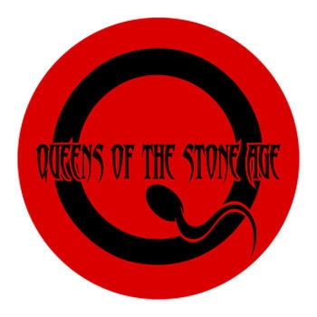 17 best images about band logos on pinterest stone for Queens of the stone age tattoo