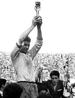 Brazil world champion 1962