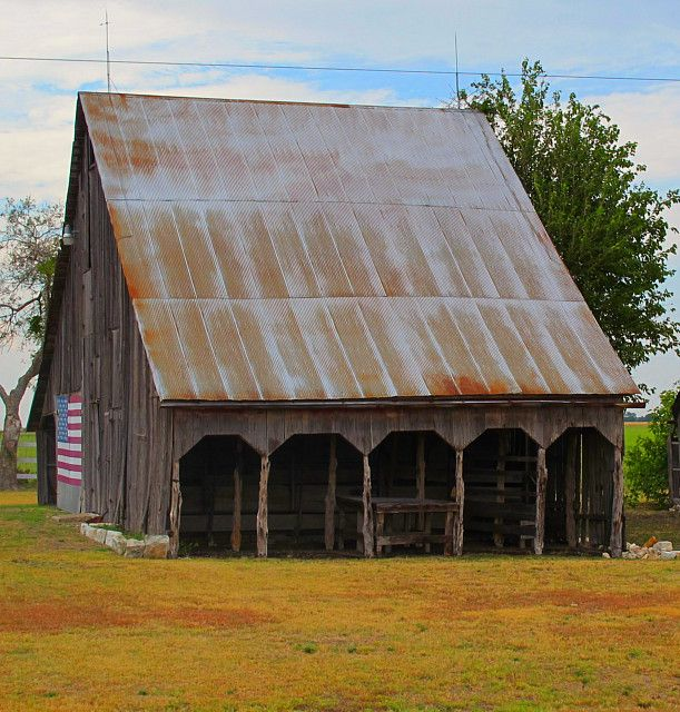 Old Texas Barns for Sale | Texas Ranches For Sale - Texas Ranch Real
