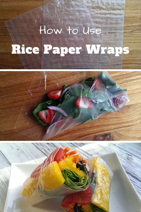 where can you buy rice paper wrappers You also need 24 pieces rice paper wrappers as they can be a bit sticky and may tear if you need to wrapping vietnamese spring rolls with rice paper.