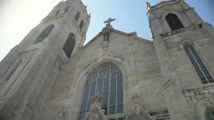 Katherine & James - video & videographie de mariage, Église St-Viateur, Ritz-Carlton Montreal | Wedding videographer based in Montreal (Quebec).