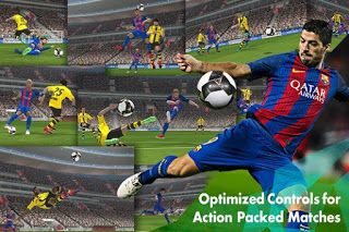Download Pro Evolution Soccer 2017 apk Full Game