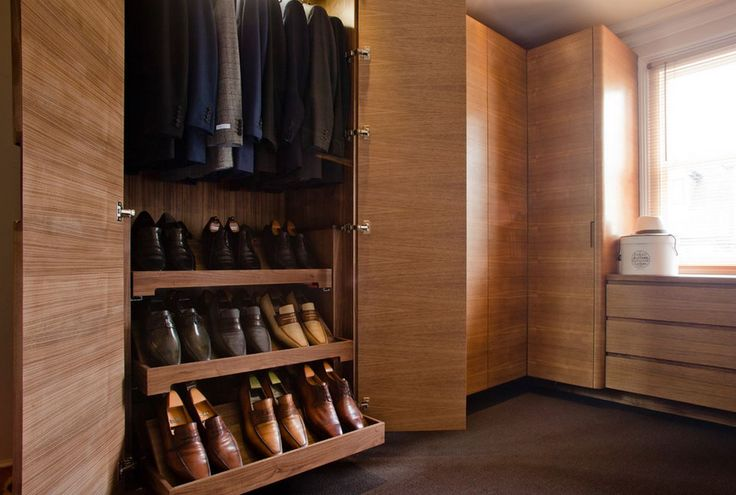 Smart Hidden Shoe Storage