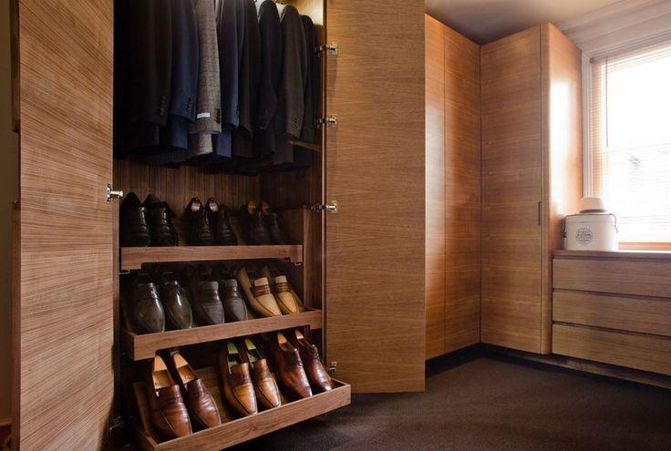 Smart Hidden Shoe Storage