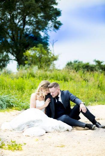 After Wedding Fotoshooting auf Mallorca