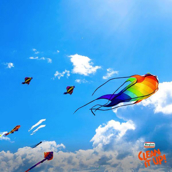 #aquiloni #festival #cielo #colore #25aprile #artevento #cervia #italia