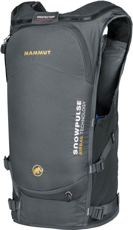 Mammut Alyeska Protection  Airbag Weste Smoke