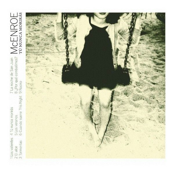 TÚ NUNCA MORIRAS (Subterfuge records, 2009)