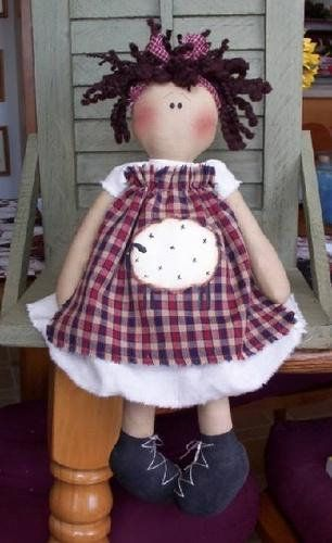 a sweet little doll free PATTERN!