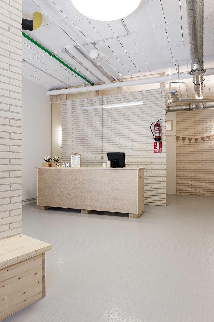 Assistent für innenarchitektur  54 besten Praxis Bilder auf Pinterest | Klinik-Design, Dental und ...