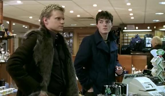 Tom Burke and Marc Warren State of Play, 2003 Credits: tomburkeonline.co.uk