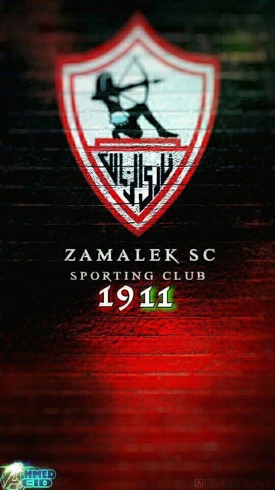 0 Zamalek SC Logo in wallpaper HD  #Zamalekphoto  ZamalekSc Sporting Club 1911 photo Fans Lover