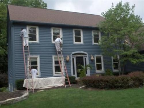 Exterior House Paint At CertaPro Painters Of Westchester And South  Connecticut We Have A Team Of