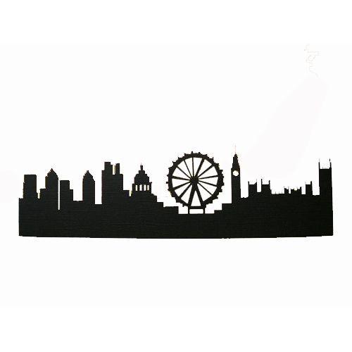 melbourne skyline silhouette - Google Search