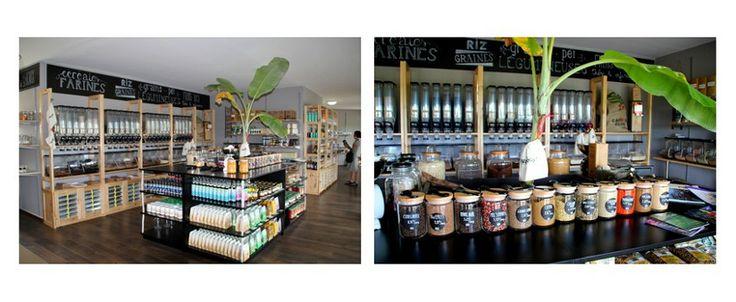 WAKE UP, épicerie VRAC à la Réunion, produits exclusivement BIO ou issus de l'agriculture raisonnée. Excellent accueil et un grand choix de produits alimentaires solides et liquides.