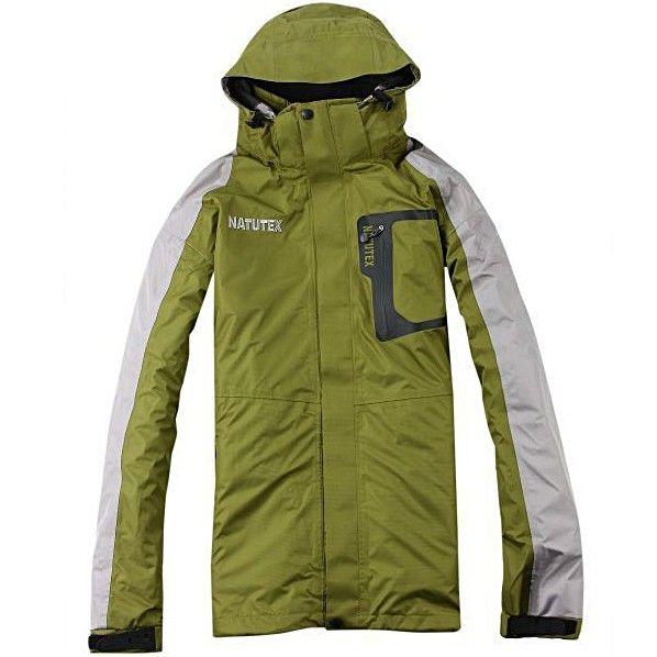 Natutex Waterproof Men Outdoor Andes Venture Jacket  Price: $130.46 USD
