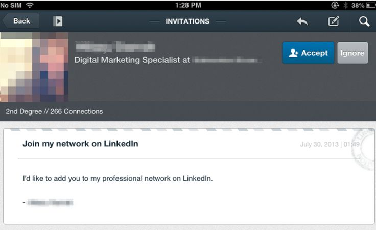 Ah, the generic LinkedIn invitation. How exactly do I know you? How to do LinkedIn better [BLOG]