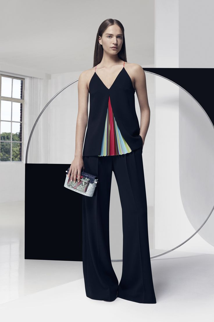 Look 6. Acer Top & Donis Trousers