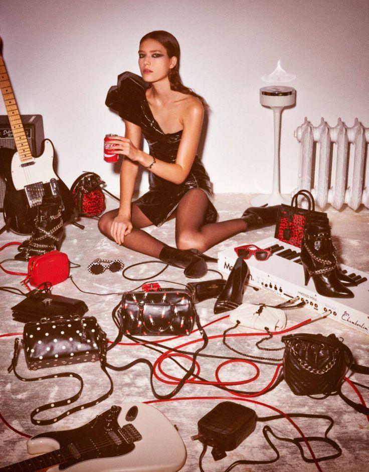 Le Père Noël est une Pointure Giampaolo Sgura for Vogue Paris December January 2015-2016