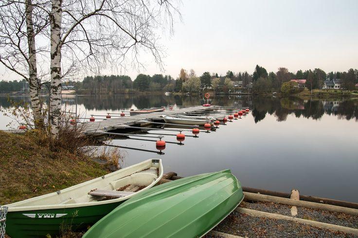 Oulujoki, Oulu Finland   by arto häkkilä