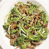 Five Spice Beef and Broccoli Stir Fry by Primal Blueprint Cookbook