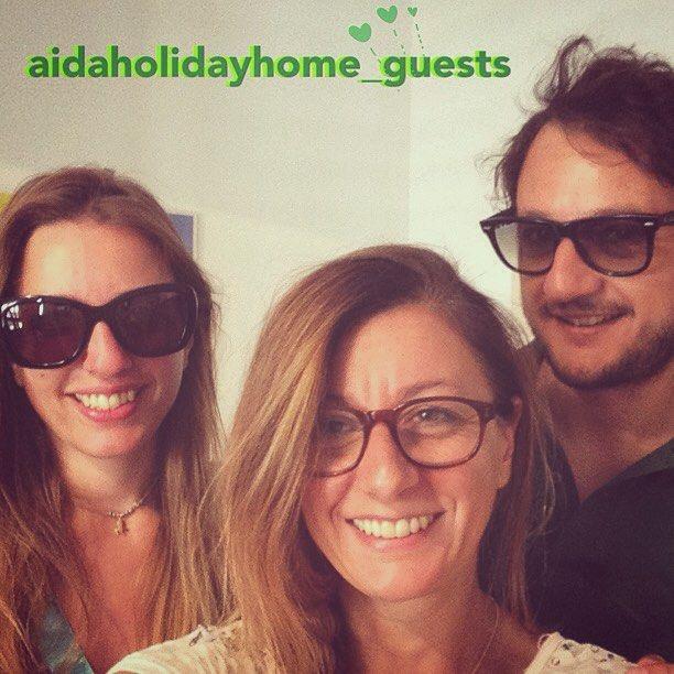 #special #guests #summer2015 #aidaholidayhome #bnb #castellammaredelgolfo #sicily #aidaholidayhome_guests #travel #instatravel #igersicilia #lovingsicily #happyfamily #love  #