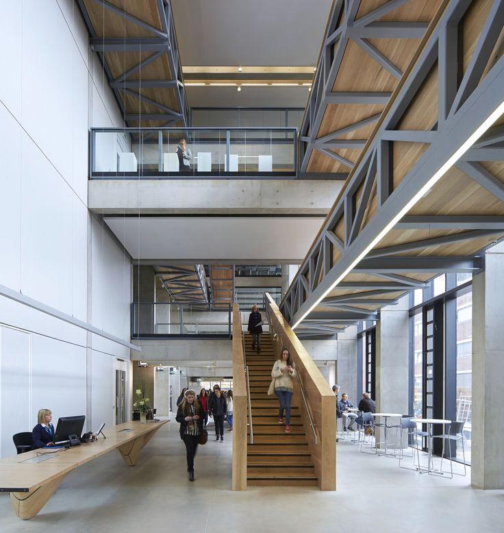 Escola de Arte de Manchester / Feilden Clegg Bradley Studios