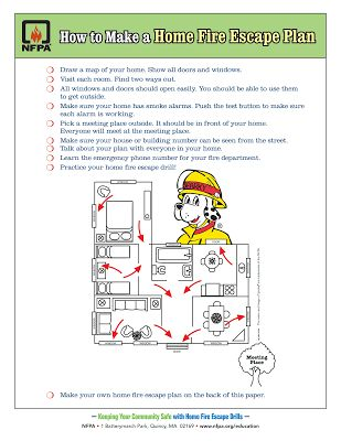 15 Best Images About First Aid Fire Prevention On