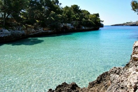 Cala Serena y Cala Ferrera ( Felanitx) | Una Arjonera en Mallorca