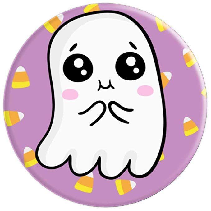 Ghost Emoji Popsocket Popsockets Pink Phone Cases Cute Popsockets