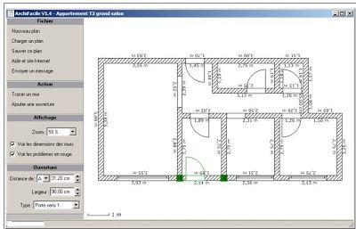 recherche logiciel pour dessiner plan maison ( simple ) tom's ... - Logiciel Pour Dessiner Plan Maison Gratuit