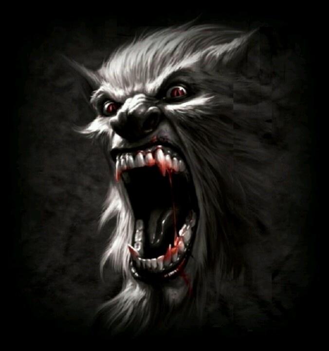 Nice werewolf - photo#10