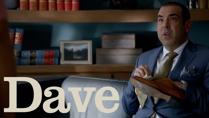 Suits Briefs: Shine On | Dave
