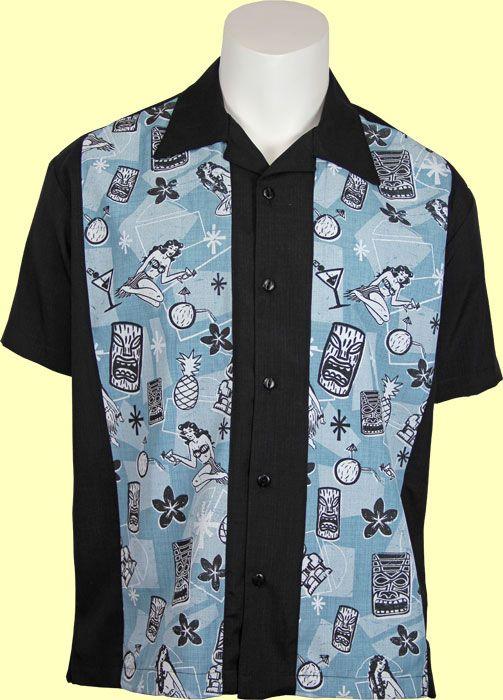 joe- honeymoon-Daddy-O's Bowling Shirts - Retro & Custom Bowling Shirts