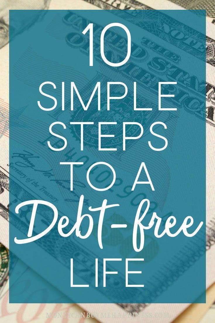 debt free living | debt free tips | debt free motivation