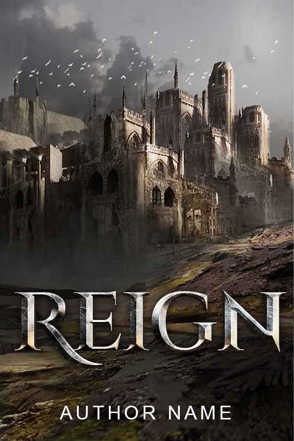 New Book Cover for Sale: Reign - Hachiimon https://bookcovers.io/covers/reign-hachiimon?utm_content=buffer5f4d9&utm_medium=social&utm_source=pinterest.com&utm_campaign=buffer #children&youngadult #fantasy #history #staffpicks This premade book cover design is perfect for any historic adventure story set in the dark ages. A time when knights in shiny armor roamed the holy lands in the name of their god. All text elements are subject to be changed to the buyer´s requirements.   Keyw…