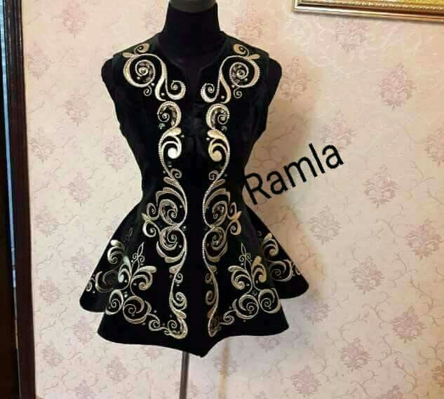 Algeria Gowns For Girls Traditional Dresses Fashion