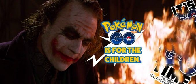 This Pokestop trend makes Pokemon GO fun for kids again Over the past month weve noticed a trend in Pokemon GO that could revitalize the game for fans of all ages. Those disillusioned by the influx of hackers and cheaters in the game will be glad to know: theres a group of players fighting back. While weve seen several ban waves from Niantic attempting to stop hackers a group of  Continue reading #pokemon #pokemongo #nintendo #niantic #lol #gaming #fun #diy