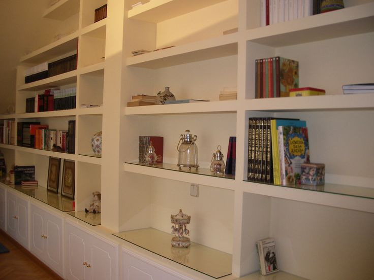 Muebles de pladur estantes pinterest for Muebles pladur
