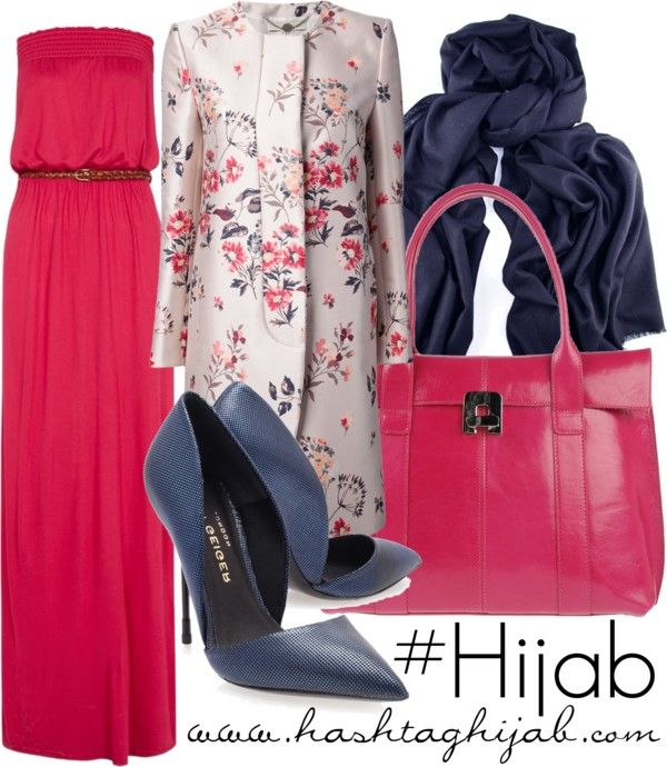 Hashtag Hijab Outfit #361