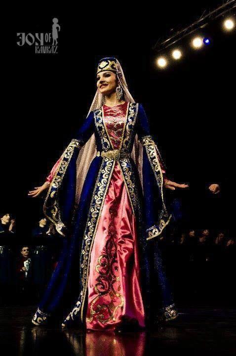♔ Circassian Woman ♔