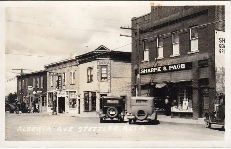 Alberta Ave - Stettler, Alberta