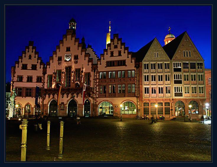 Экскурсия во Франкфурт-на-Майне