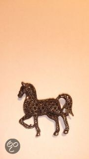 Hot Fashion bijou Broche brown horse
