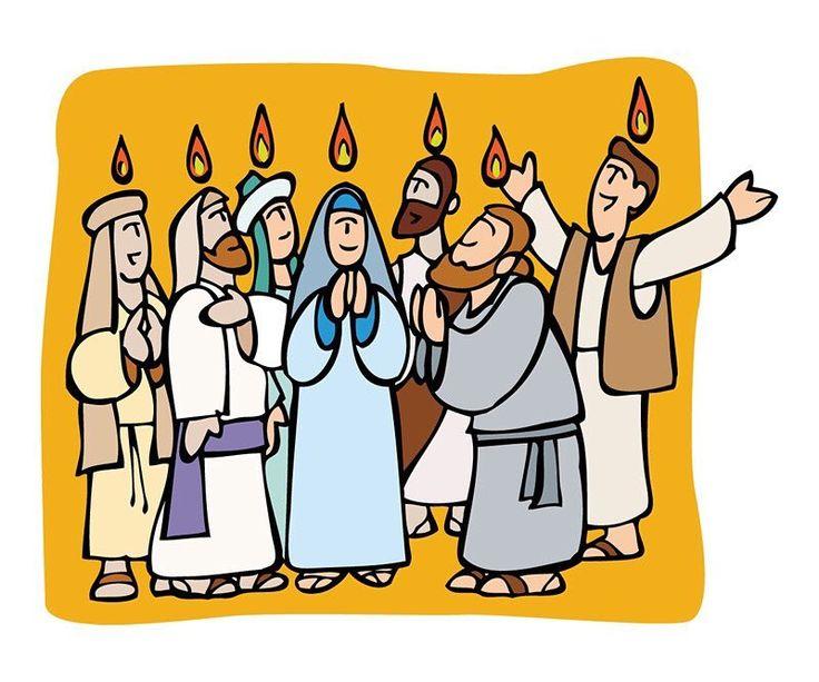 Pentecostés / Pentecost  Pentecostés (ó Domingo de Pentecostés) tiene lugar el 15 de mayo de 2016. En esta fecha se celebra el descenso del Espíritu Santo y el inicio de la actividad de la Iglesia por ello también se le conoce como la celebración del Espíritu Santo.  Siete semanas son cincuenta días de ahí el nombre de Pentecostés (= cincuenta) que recibió más tarde. La fiesta de Pentecostés es uno de los Domingos más importantes del año después de la Pascua. En el Antiguo Testamento era la…