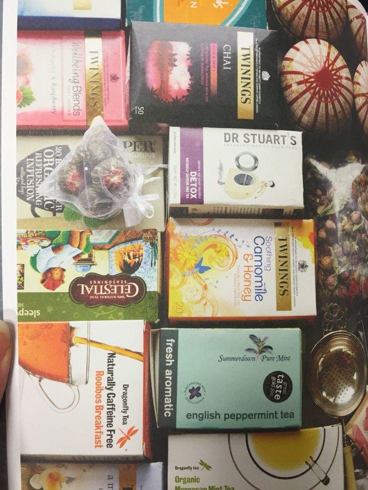 Tea photo idea