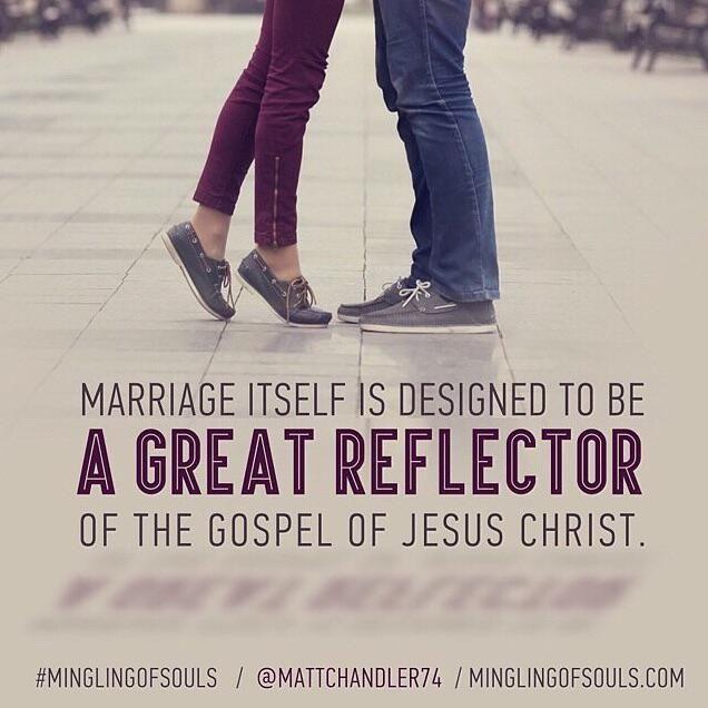 mingling souls design marriage redemption