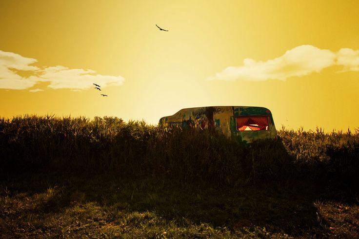 Refuge Revisited • Magnetic Melancholia